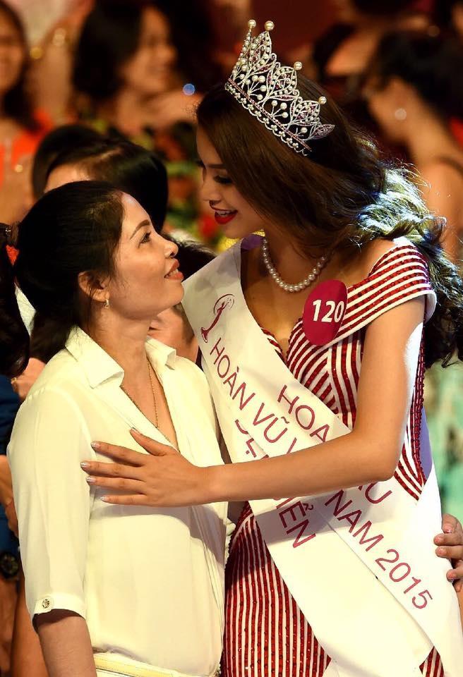 Những bà mẹ xinh đẹp của hoa hậu Việt - 2