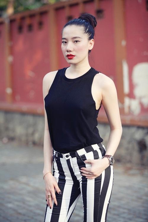 """Những người đẹp Việt sở hữu khuôn mặt """"nam tính"""" - 8"""