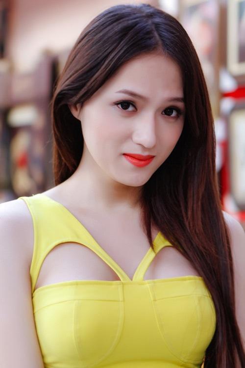 """Những người đẹp Việt sở hữu khuôn mặt """"nam tính"""" - 3"""