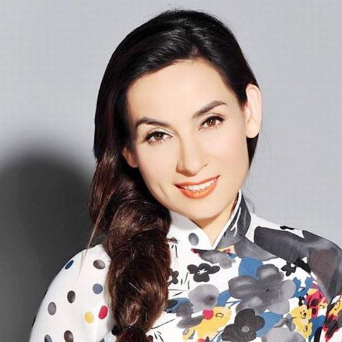 """Những người đẹp Việt sở hữu khuôn mặt """"nam tính"""" - 1"""