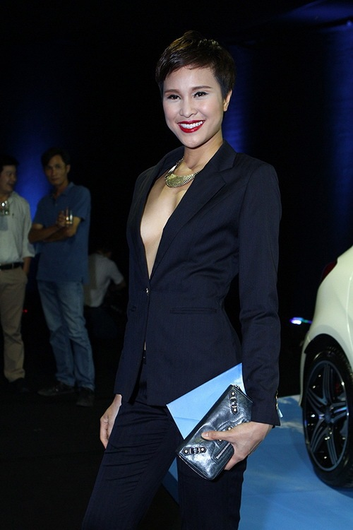 Hiện nay cô còn thường đảm nhận vai trò MC trong những sự kiện và các show truyền hình.