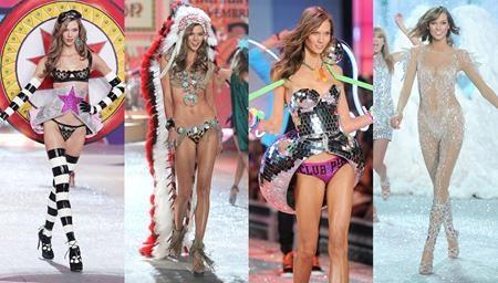 Karlie là người mẫu của hãng nội y nổi tiếng từ năm 2013 đến năm 2015. Dù chỉ làm thiên thần trong 3 năm nhưng người đẹp sinh năm 1992 đã để lại ấn tượng sâu đậm với những người yêu thích chương trình Victoria's Secret Fashion Show.