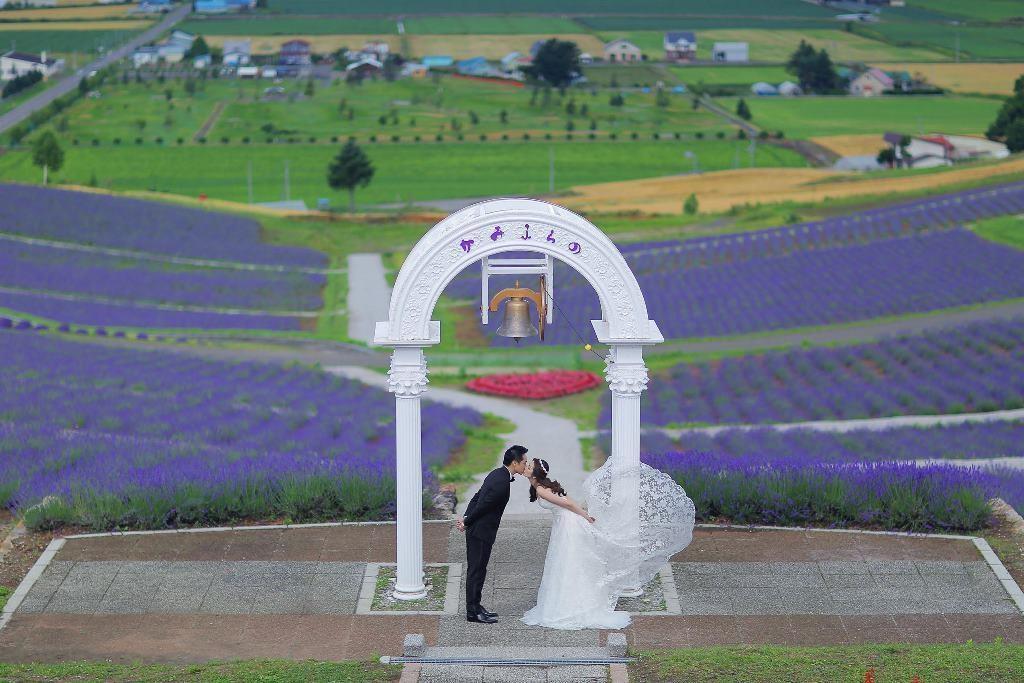 Trúc Diễm khoe ảnh trăng mật cùng chồng ở Nhật - 2