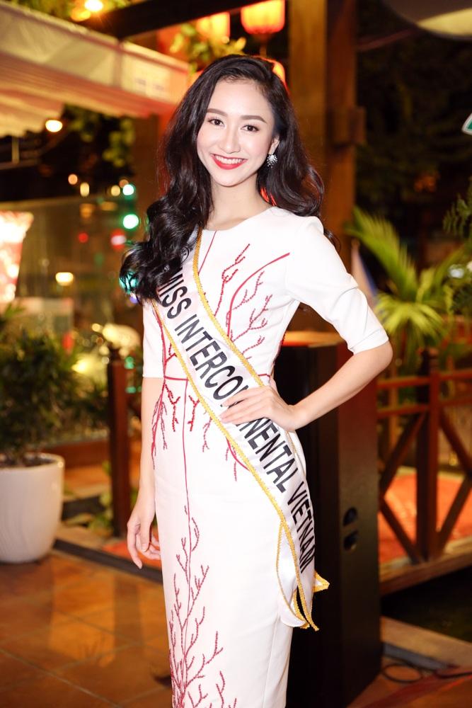 Hé lộ ba lý do Hà Thu được  chọn tham gia Hoa hậu Liên lục địa 2015 - 5