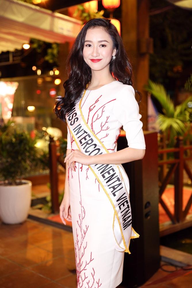 Hé lộ ba lý do Hà Thu được  chọn tham gia Hoa hậu Liên lục địa 2015 - 4