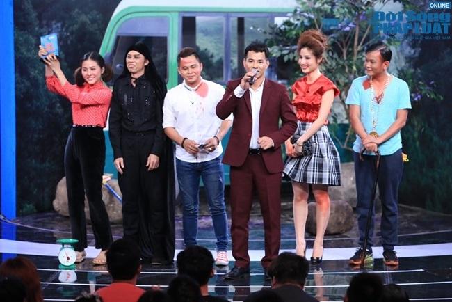 Tuần này chiến thắng đã thuộc về Vân Trang