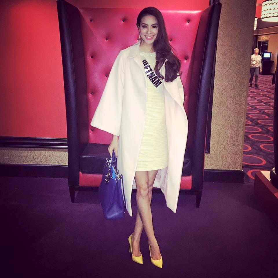Phạm Hương được giao quản lý tài khoản Instagram của Hoa hậu Hoàn vũ - 7