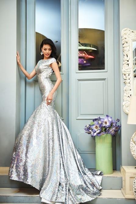 Hành trình đẹp của Lan Khuê tại cuộc thi Hoa hậu Thế giới - 13
