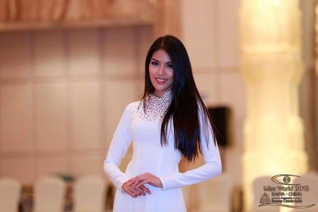 Hành trình đẹp của Lan Khuê tại cuộc thi Hoa hậu Thế giới - 4