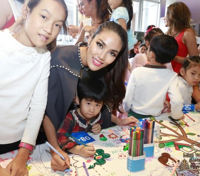 Hành trình đẹp của Lan Khuê tại cuộc thi Hoa hậu Thế giới - 5