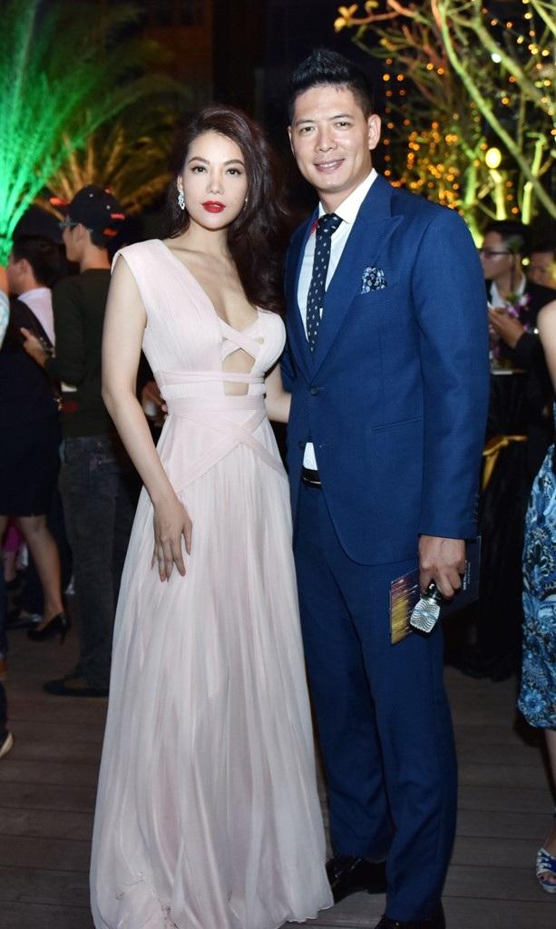 Hoa hậu Đặng Thu Thảo đọ sắc cùng Trương Ngọc Ánh - 8
