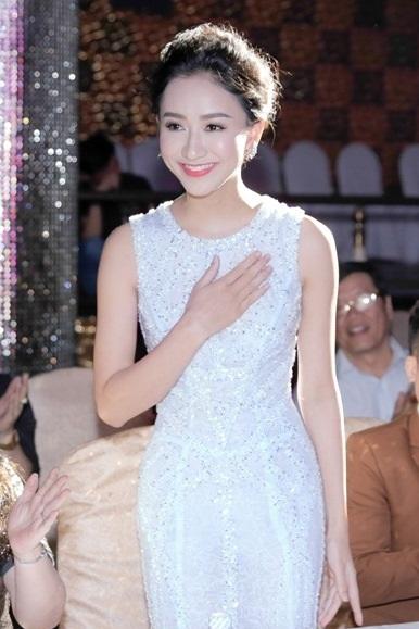 """Hà Thu """"tái xuất"""" sau thành tích top 17 Hoa hậu liên lục địa 2015 - 5"""