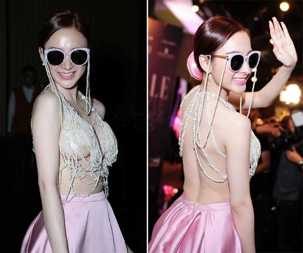 Nhìn lại thảm họa thời trang showbiz Việt 2015 - 9