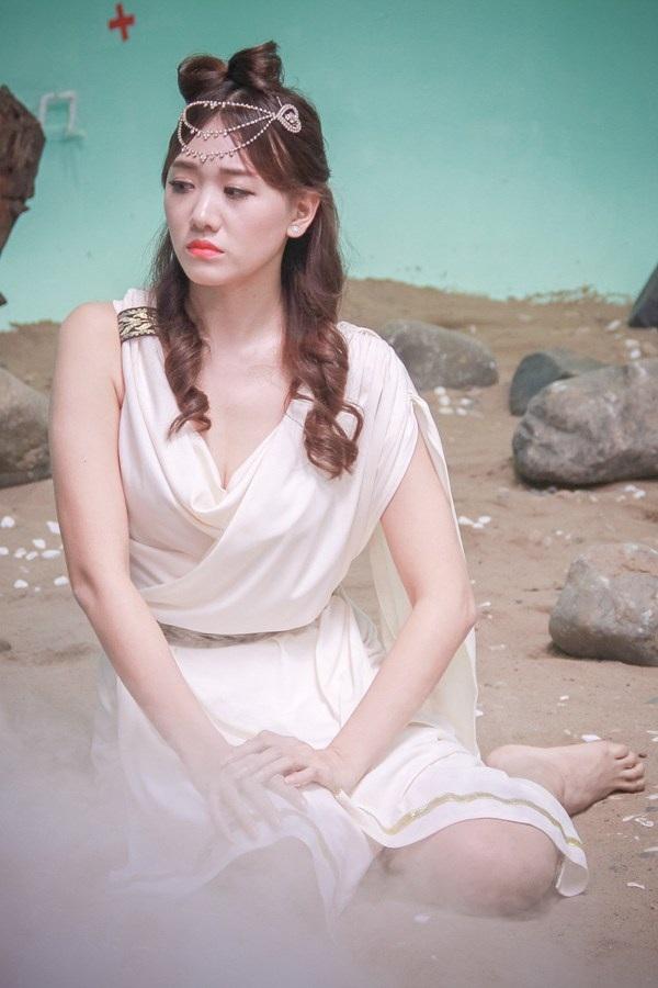 Hari Won xuất hiện trong rất nhiều phim điện ảnh trong thời gian qua