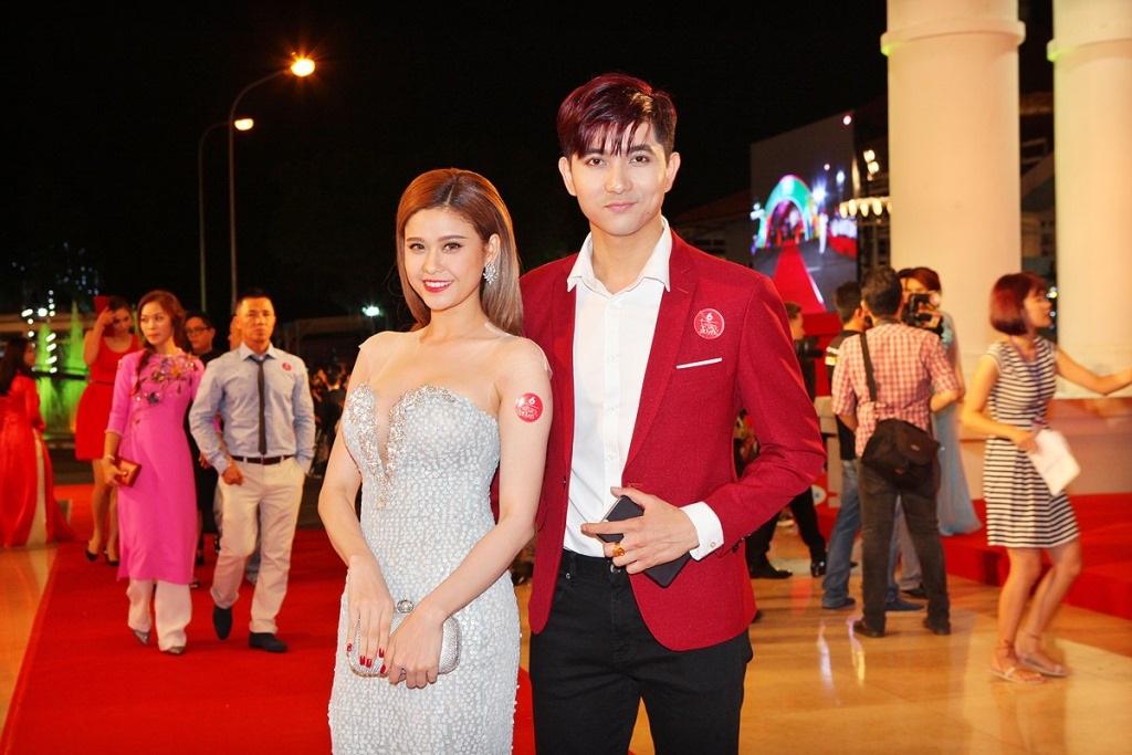 Vợ chồng Trương Quỳnh Anh - Tim