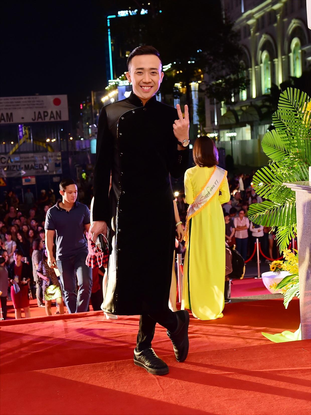 Top 10 sao Việt mặc đẹp tuần qua - 5