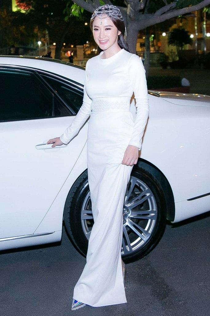 Angela Phương Trinh xinh như công chúa Ấn Độ - 2