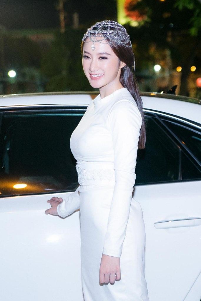 Angela Phương Trinh xinh như công chúa Ấn Độ - 1