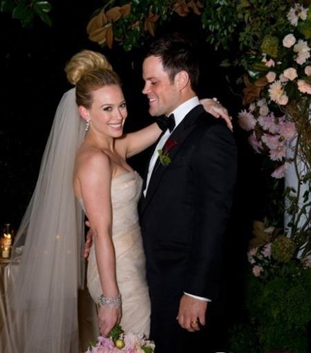Cặp đôi chính thức nên duyên vợ chồng vào năm 2010