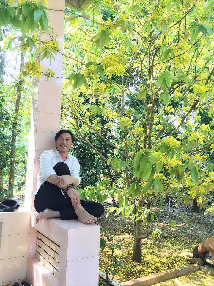 NSƯT Hoài Linh cũng đã có chuyến về Đồng Nai, nơi ngày xưa anh từng sống và làm việc