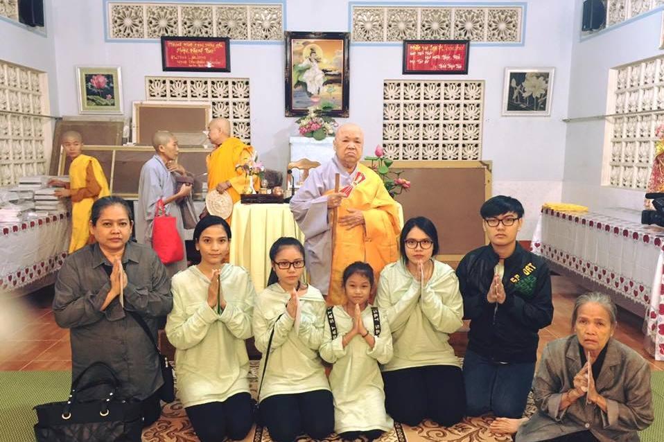 Sao Việt nhiều cảm xúc trong ngày đầu xuân Bính Thân - 11