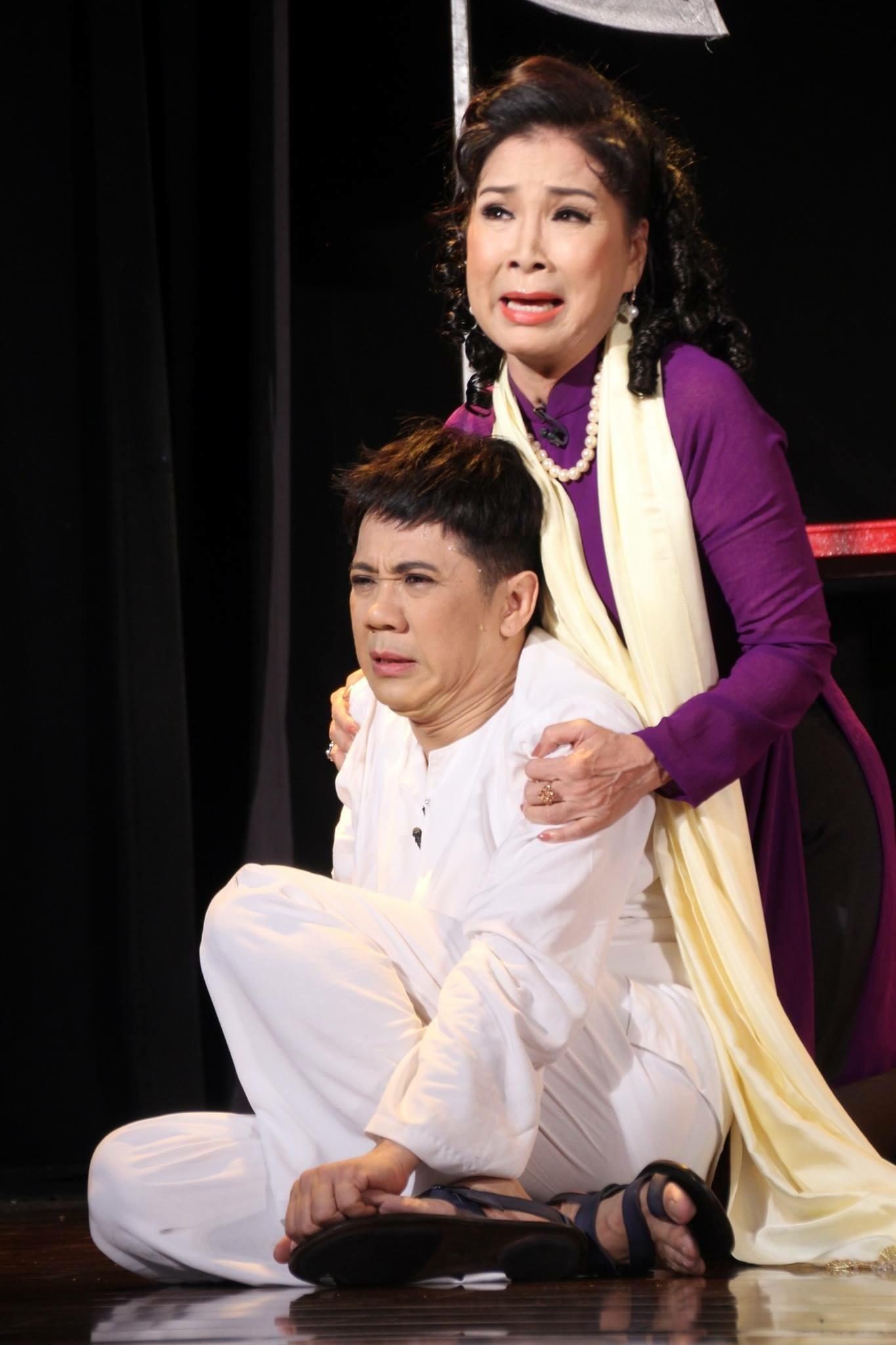 NSƯT Kim Xuân và vai diễn Người mua hạnh phúc - một trong những vai diễn ấn tượng trong sự nghiệp diễn xuất của cô