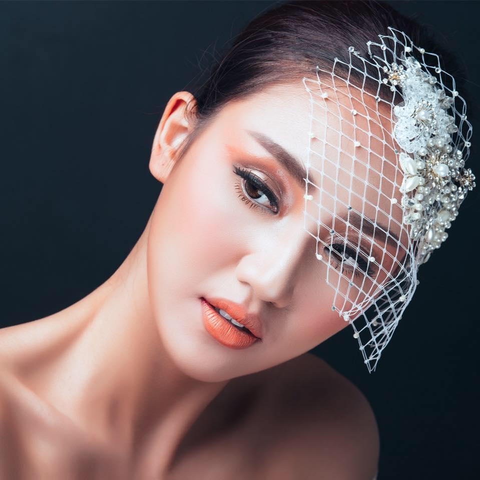 Á hậu Trà My kết hôn sau khi bỏ thi Hoa hậu hoàn vũ - 3
