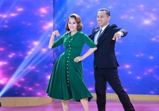 Sau 2 tập lên sóng, các thành viên của 4 Huấn luyện viên chương trình Vip Dance đã lộ diện.