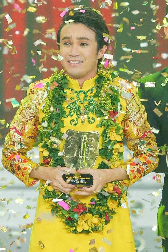 Chiến thắng tại cuộc thi Cười xuyên Việt đã giúp Huỳnh Lập bước sang một cột mốc khác của sự nghiệp