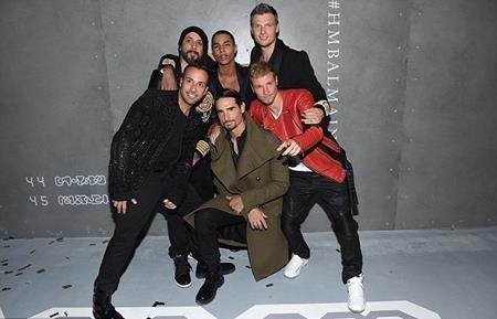 Backstreet Boys cũng chuẩn bị cho ra mắt album mới