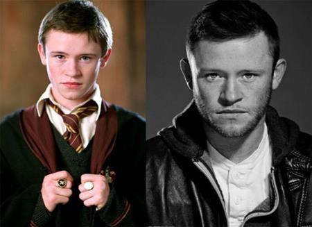 Devon Murray nổi tiếng với vai diễn cậu nhóc phù thủy Seamus Finnigan