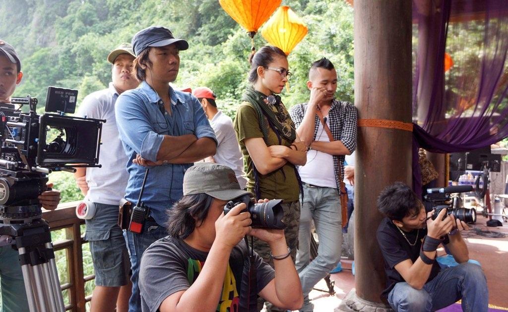 Tuy đã có thành công và kinh nghiệm nhưng với vai trò đạo diễn Ngô Thanh Vân vẫn cảm thấy vô cùng áp lực và khó khăn