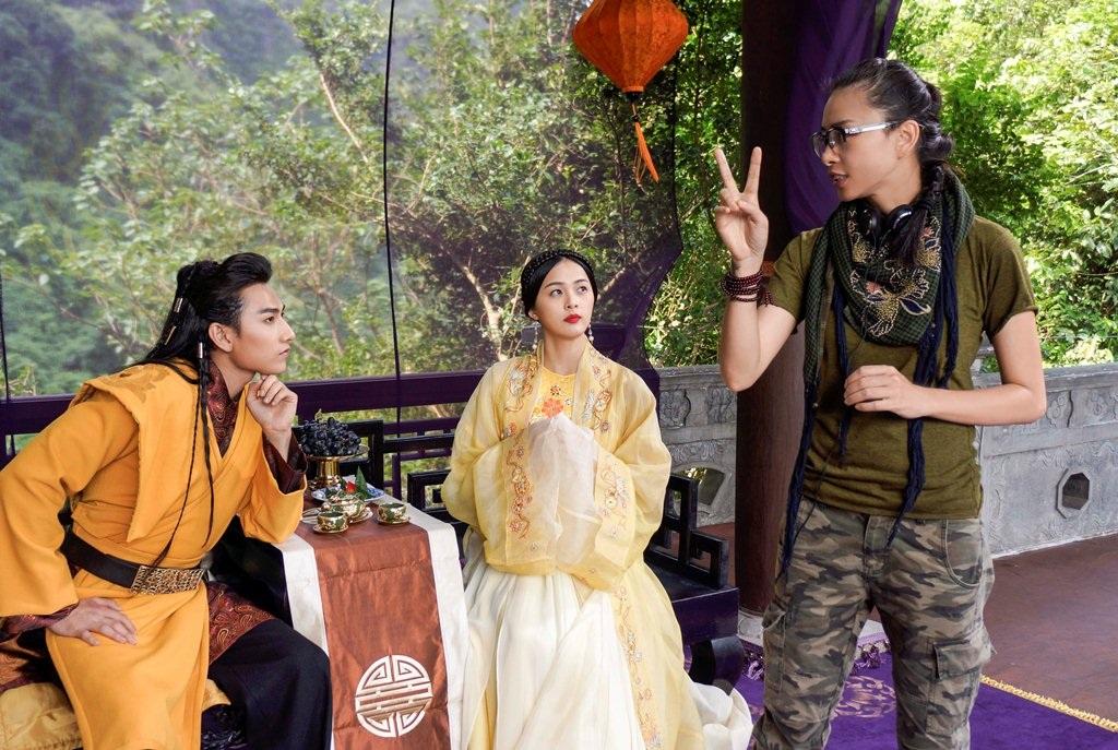 Vai diễn được Ngô Thanh Vân tin tưởng giao cho Hạ Vi, một vai diễn khá nặng kí mà nhiều diễn viên mơ ước.