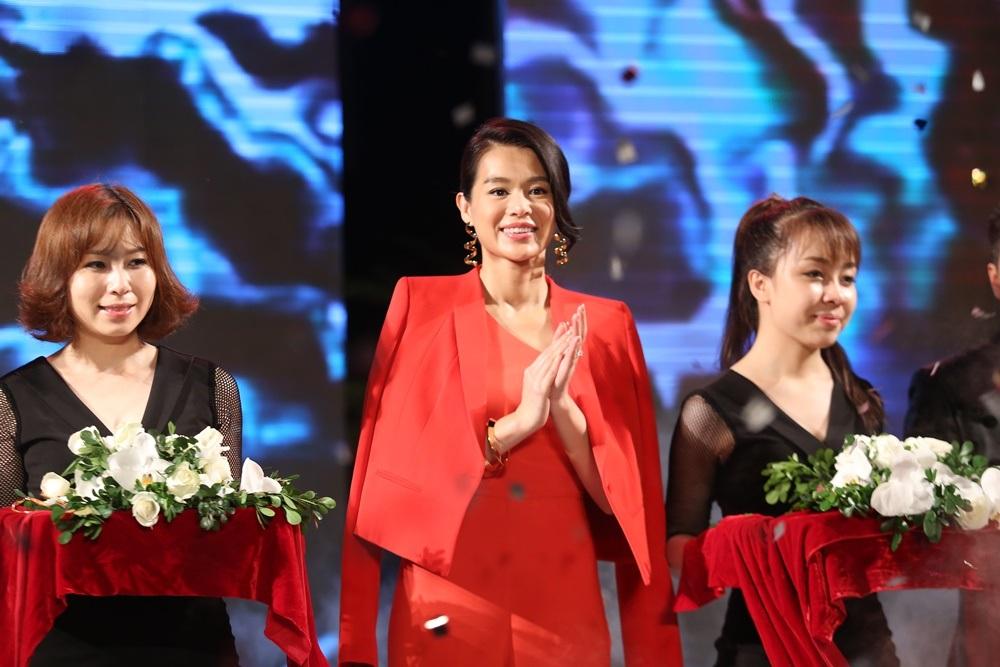 Hồ Hạnh Nhi nổi bật tại sự kiện với phong cách hiện đại - 5