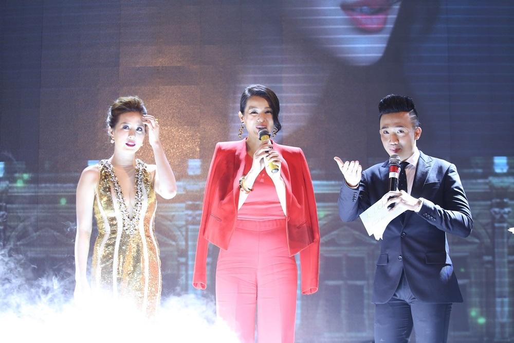 Trấn Thành đảm nhận vai trò MC của chương trình