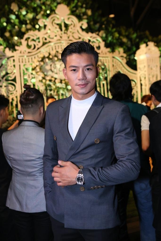 Diễn viên Hiếu Nguyễn