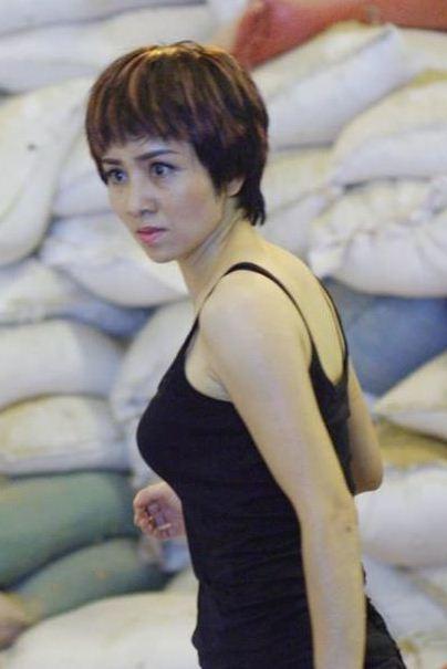 Thúy Hiền trong bộ phim Nữ đại gia sắp ra mắt