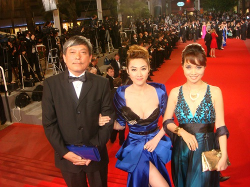 Những sao Việt từng có mặt tại Liên hoan phim Cannes - 4