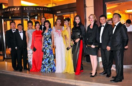 Những sao Việt từng có mặt tại Liên hoan phim Cannes - 6