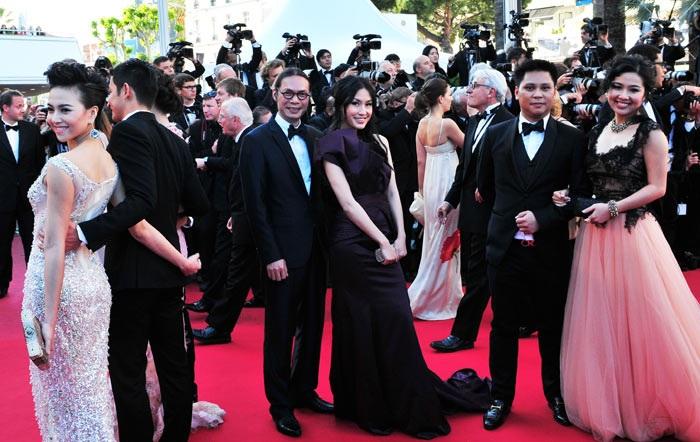 Những sao Việt từng có mặt tại Liên hoan phim Cannes - 11