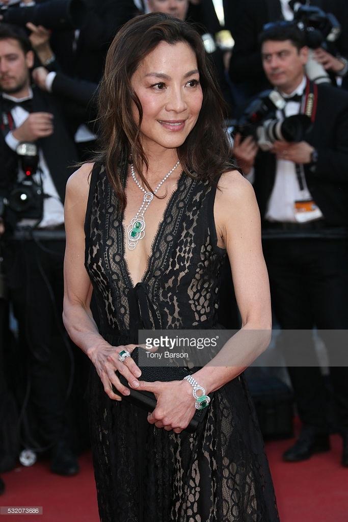 Hình ảnh của Dương Tử Quỳnh tại LHP Cannes năm nay