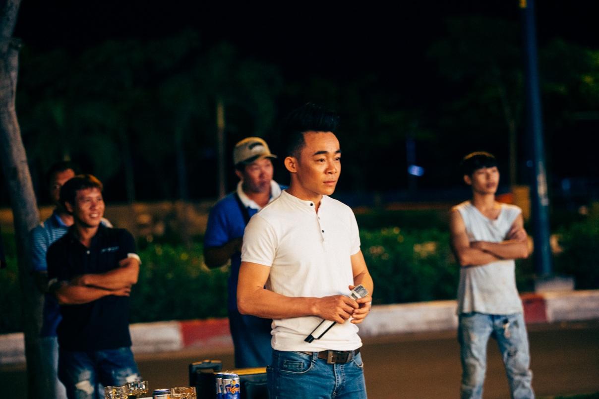 """""""Hot boy kẹo kéo"""" Lê Cường vay nóng lãi suất cao để làm MV - 4"""