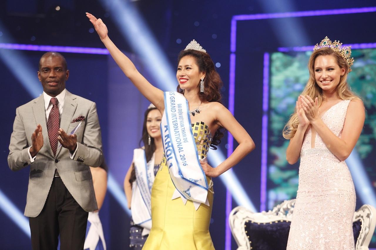Câu trả lời đã giúp Yến Nhi giành vị trí Á hậu 1, đại diện Việt Nam tham gia cuộc thi Miss Grand International.