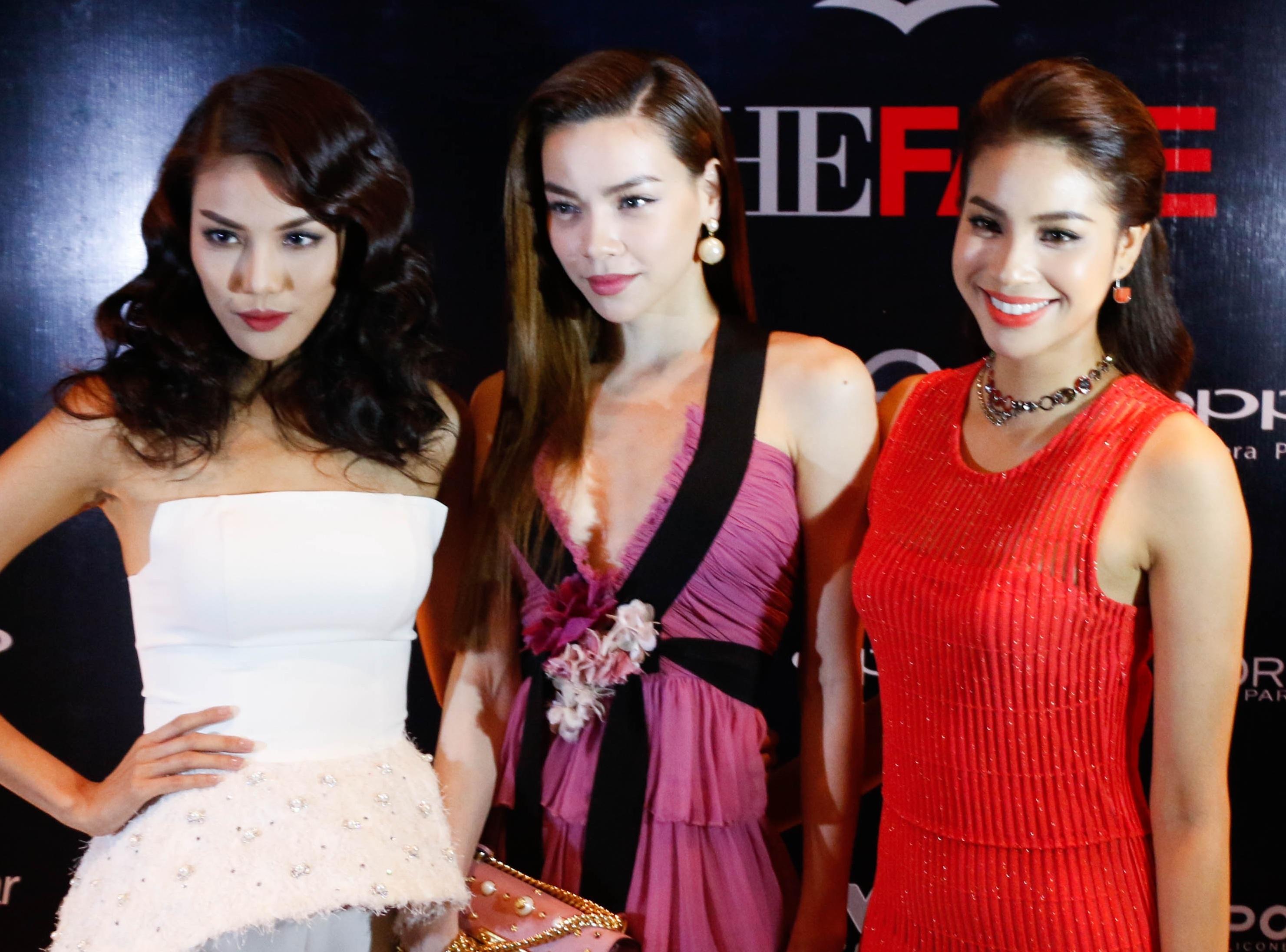 Bộ 3 giám khảo Lan Khuê, Hồ Ngọc Hà và Phạm Hương đang là những giám khảo đang được khán giả quan tâm