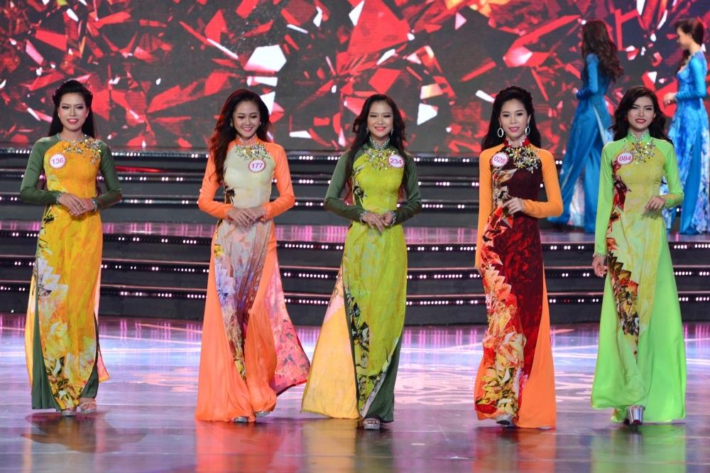 Chung khảo Hoa hậu phía Nam: bất ngờ chỉ 18 thí sinh được đi tiếp - 9