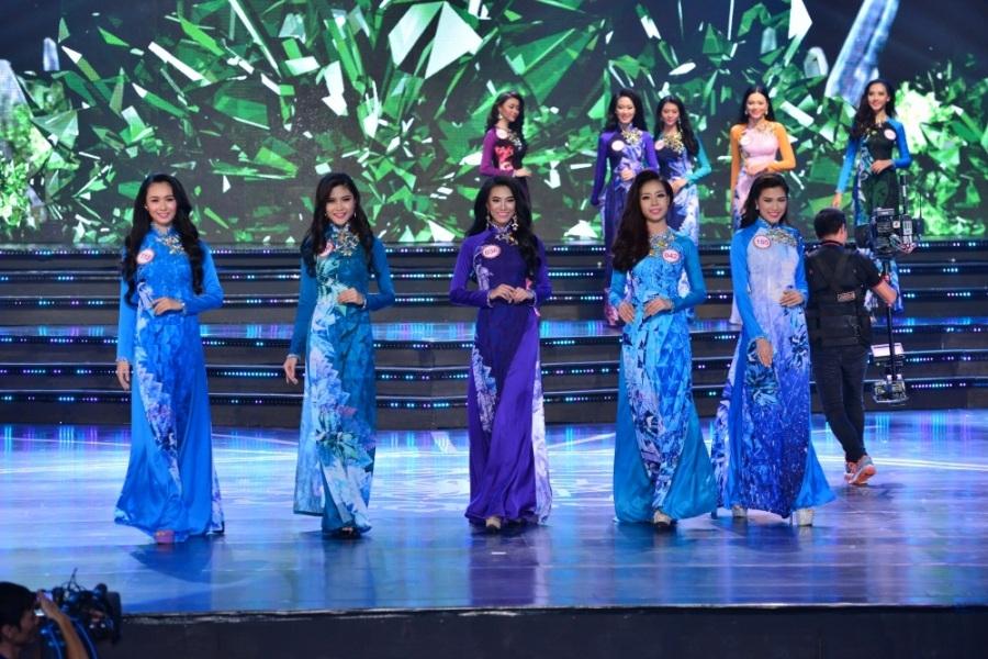 Chung khảo Hoa hậu phía Nam: bất ngờ chỉ 18 thí sinh được đi tiếp - 7