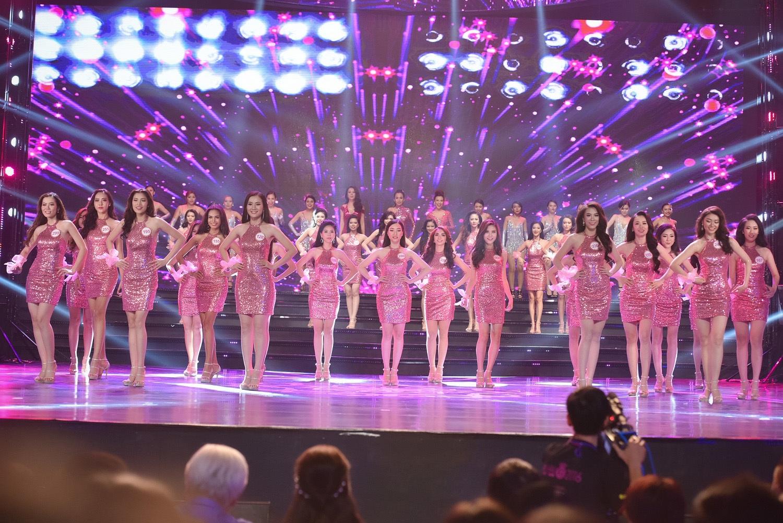 Mở màn chương trình ca sĩ Ái Phương kết hợp cùng á hậu Hoàng Oanh và á hậu Thụy Vân biểu diễn ca khúc Get hight. Tiết mục được xem là sự kết hợp khá bất ngờ khi có phần trình diễn của á hậu Thụy Vân và MC Hoàng Oanh.