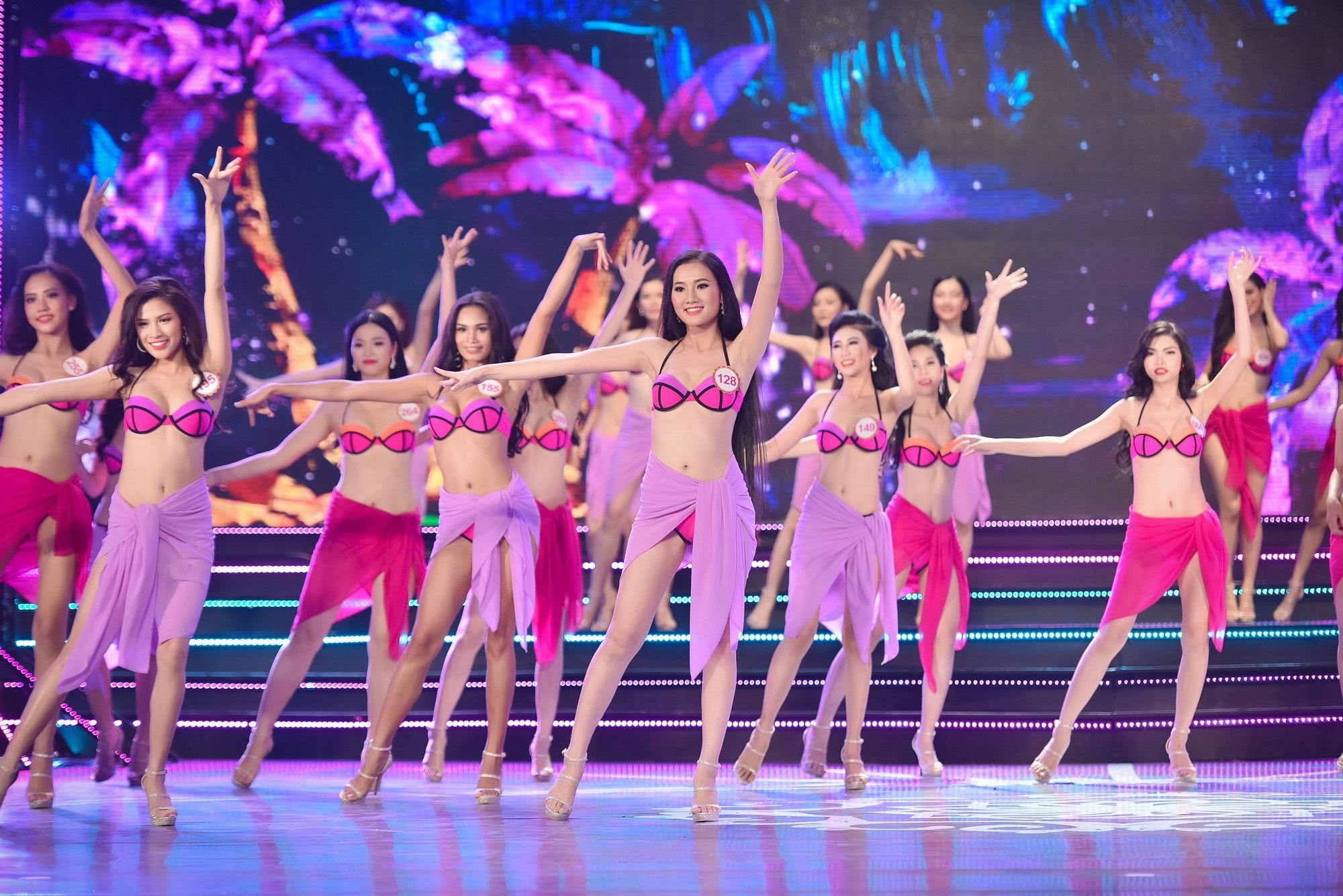 Chung khảo Hoa hậu phía Nam: bất ngờ chỉ 18 thí sinh được đi tiếp - 12