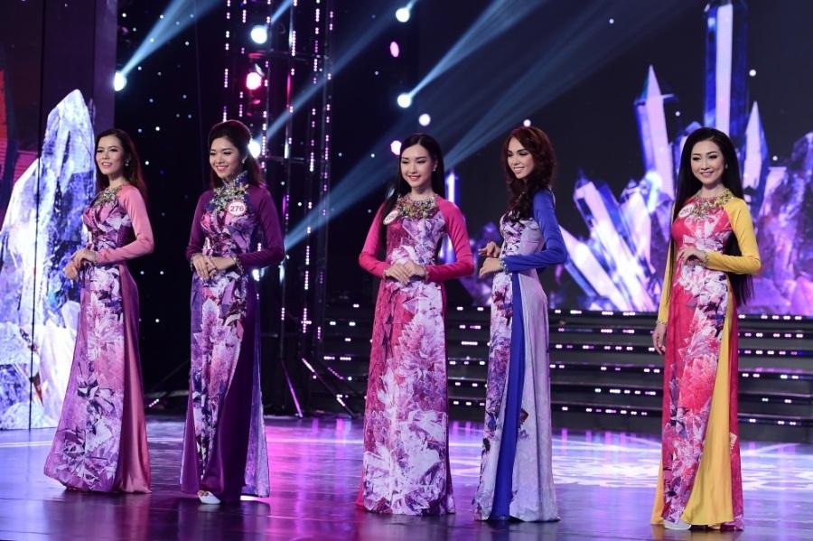 Chung khảo Hoa hậu phía Nam: bất ngờ chỉ 18 thí sinh được đi tiếp - 5