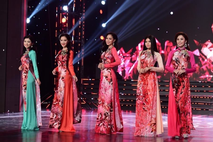 Chung khảo Hoa hậu phía Nam: bất ngờ chỉ 18 thí sinh được đi tiếp - 6